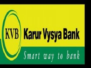 KVB  Customer Care Number