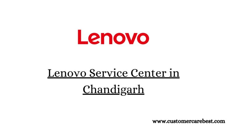 Lenovo Service Center in Chandigarh