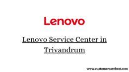 Lenovo Service Center in Trivandrum