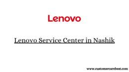 Lenovo Service Center in Nashik