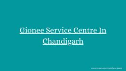 Gionee Service Centre In Chandigarh