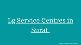 Lg Service Centres in Surat
