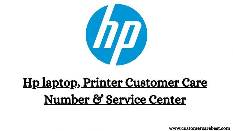 Hp laptop, Printer Customer Care Number & Service Center