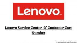 Lenovo service center & Customer Care Number