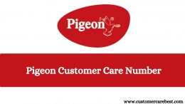 Pigeon Customer Care Number