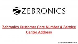 Zebronics Service Center