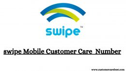 swipe Mobile Customer Care Number