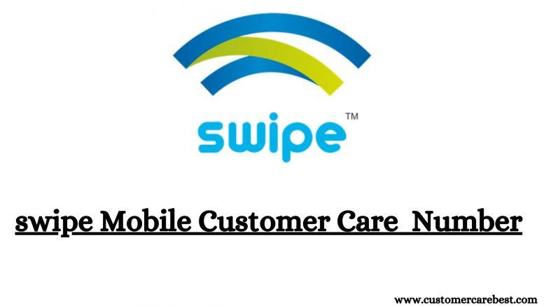 swipe Mobile Customer Care Number