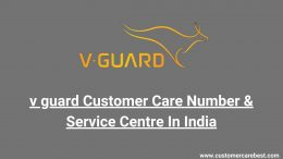 v guard Customer Care Number & Service Centre In India