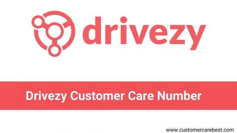 Drivezy Customer Care Number
