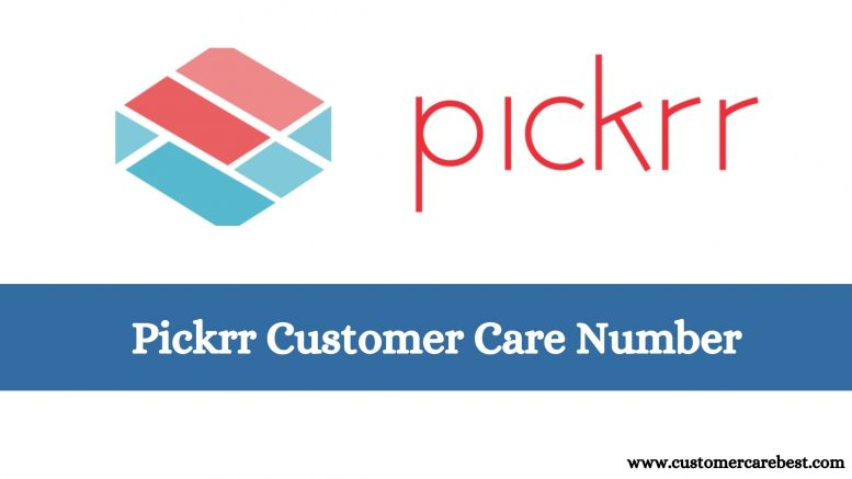 Pickrr Customer Care Number