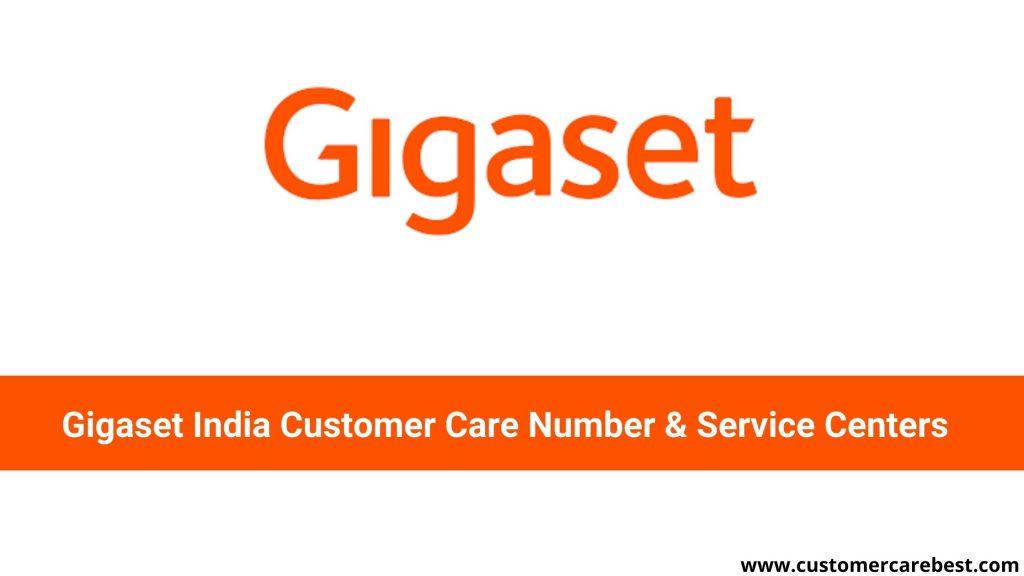 Gigaset India Service Centers