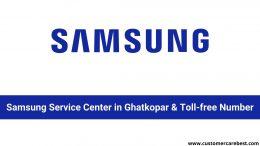 Samsung Service Center in Ghatkopar & Toll-free Number