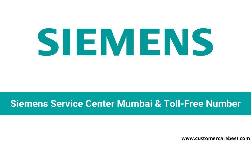 Siemens Service Center Mumbai
