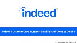indeed Customer Care Number, Email id and Contact Details