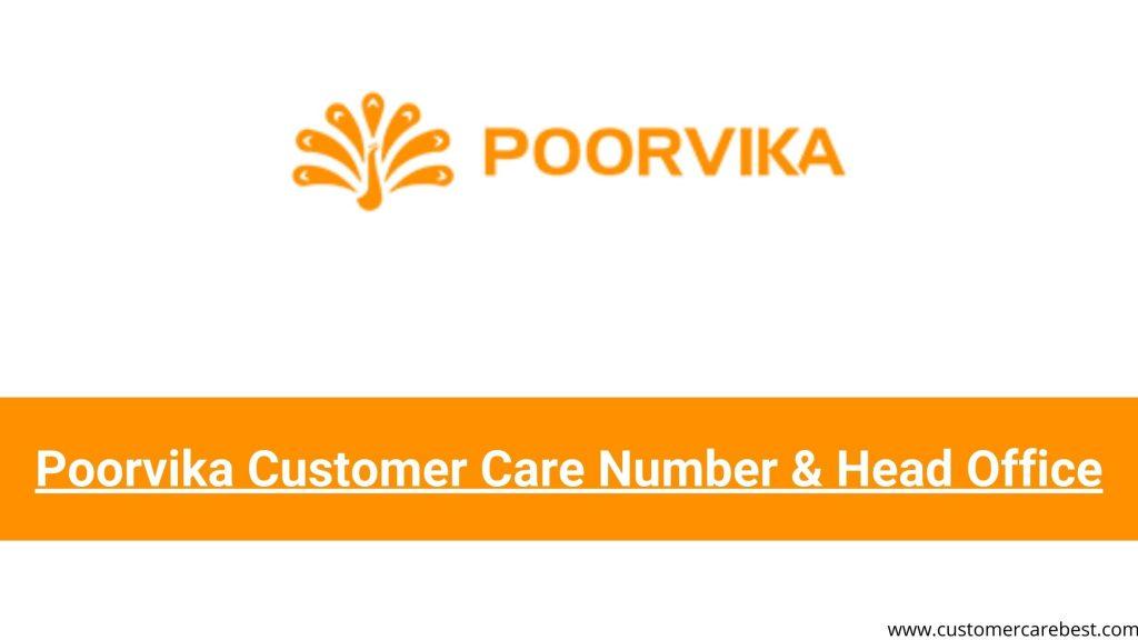 Poorvika Customer Care Number