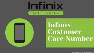 Infinix Customer Care Number