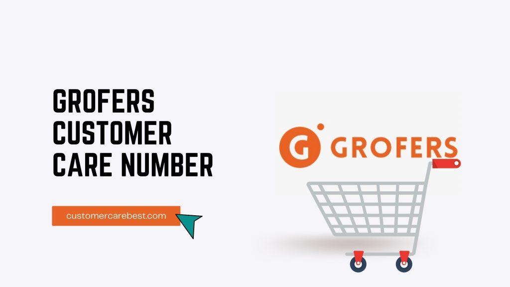 Grofers Customer Care Number